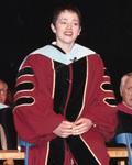 Diana Golden, Winter Commencement Speaker, 1992