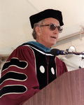 John Collins Quinn, Commencement Speaker, 1992