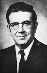 Rev. Ronald E. Stenning, Winter Commencement Speaker, 1982 by Ronald Ervin Stenning