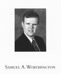 Samuel A. Worthington, Graduate Commencement Speaker, 2004