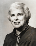 Virginia B. Smith, Graduate Commencement Speaker, 1978