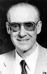Dr. Martin Haberman, Winter Commencement Speaker, 1989