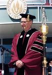 Harm J. Deblij, Undergraduate Commencement Speaker, 1995