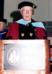 Joseph A. Almagno, Graduate Commencement Speaker, 1997