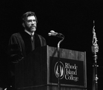 Eugene Irving Maeroff, Winter Commencement Speaker, 1984