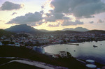 Scenes of Mindelo: Mindelo Bay, Sunset