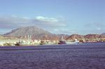 Scenes of Mindelo: Porto Grande from Mindelo Bay