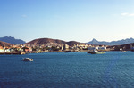 Scenes of Mindelo: Harbor