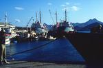 Scenes of Mindelo: Porto Grande