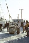 Scenes of Mindelo: Docks of Porto Grande