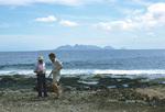 Beach at Calhau, Santa Luzia on Horizon
