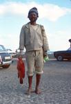 A Fisherman at Baìa das Gatas