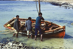 Young Fishermen at Baìa das Gatas
