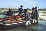Fishermen at Baìa das Gatas