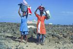 Villagers at Baìa das Gatas