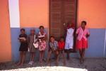 Children in Ribeira Brava