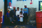Family in Fajã de Cima