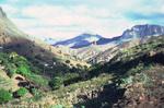 High Valley Area of São Nicolau