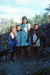 Children, São Nicolau Hinterland