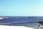 Ferry Dock in Praia