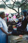 Street Market in Praia