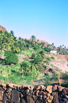 Landscape with Fort Real do São Filipe