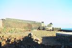 Ruins of Fort Real do São Filpe