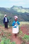Villagers Near Assomada
