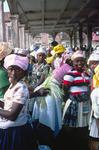 Market Scene in Assomada