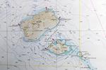 Map of São Antão, São Luzia & São Vicente