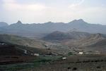 São Vicente, View from Monte Verde