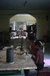 Boys Making Pottery