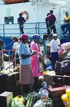 "Passengers Board ""Porto Novo"""