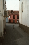 Alley in Ribeira Grande