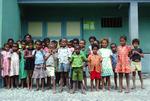 Children in Ribiera do Paùl