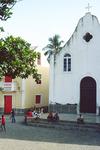 Church on Santo Antào
