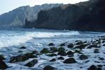 The Rocky Coastline of Santo Antao
