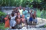 Children On Farm in Paùl