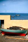 Boat & Tarrafal Bay