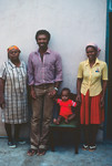 Family in Tarrafal