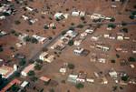 Fogo: São Felipe, Aerial View