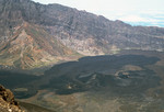 Crater from top of Pico do Fogo