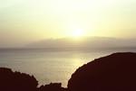 Sunset at Fogo