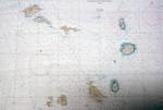 Map of Cape Verde Archipelago