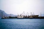 Ships in Porto Grande