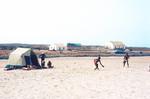 Beach Scene at Baìa das Gatas