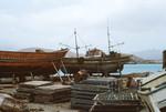 Boat Maintenance at Porto Grande