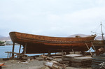 Wooden Fishing Boat Maintenance