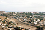 Praia, Cityscape Panorma