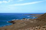 Coast of Praia, Leading to Atlantic Ocean